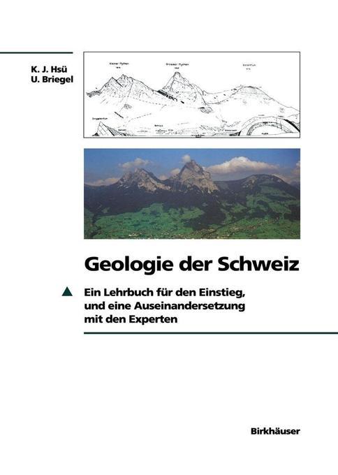 Geologie der Schweiz als Buch