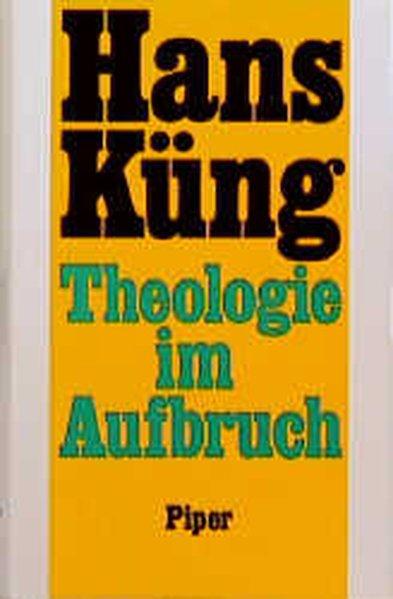 Theologie im Aufbruch als Buch
