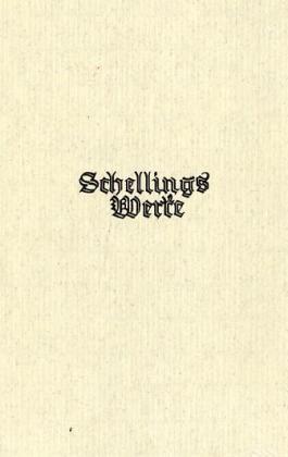 Schriften zur Identitätsphilosophie 1801-1806 als Buch