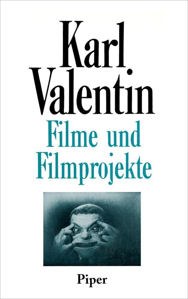 Filme und Filmprojekte als Buch