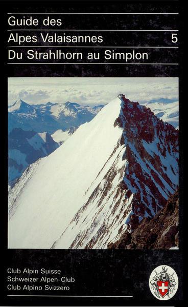 Guide des Alpes Valaisannes 5 als Buch
