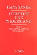 Identität und Widerstand als Buch