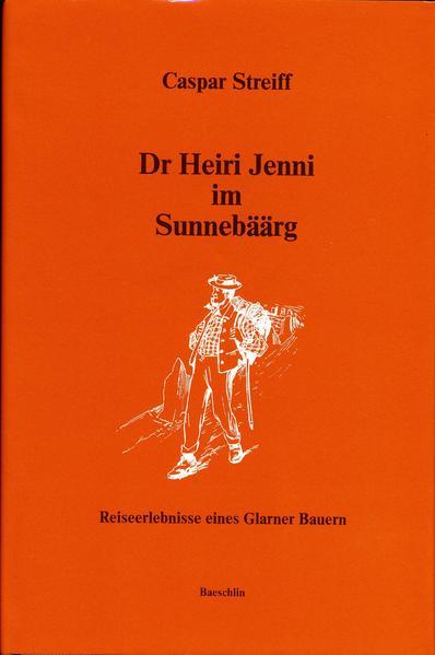 Dr. Heiri Jenni im Sunnebaarg als Buch
