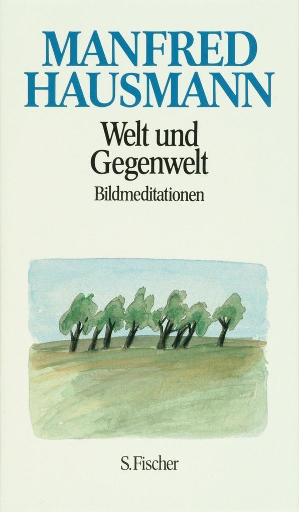 Welt und Gegenwelt als Buch