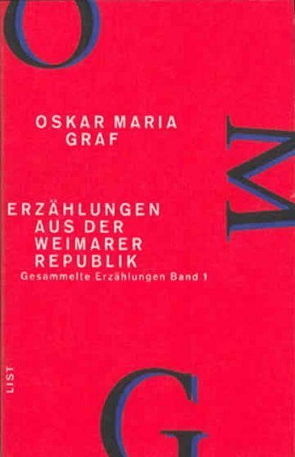 Werkausgabe XI/1. Erzählungen aus der Weimarer Republik als Buch