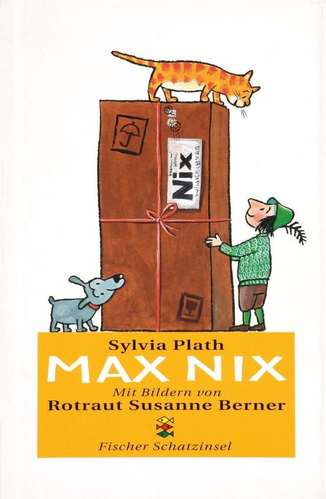 Max Nix als Taschenbuch