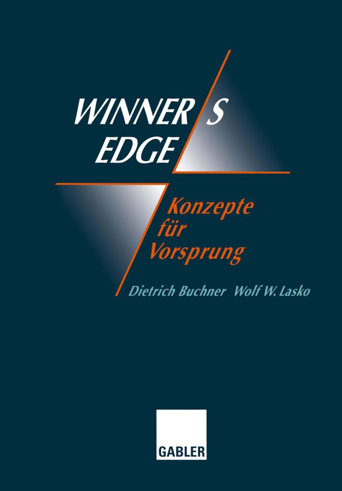 Winner's Edge - Konzepte für Vorsprung als Buch