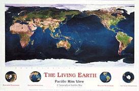 """The Living Earth"" Atlantic als Buch"