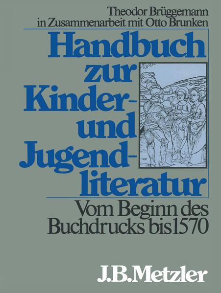 Vom Beginn des Buchdrucks bis 1570 als Buch