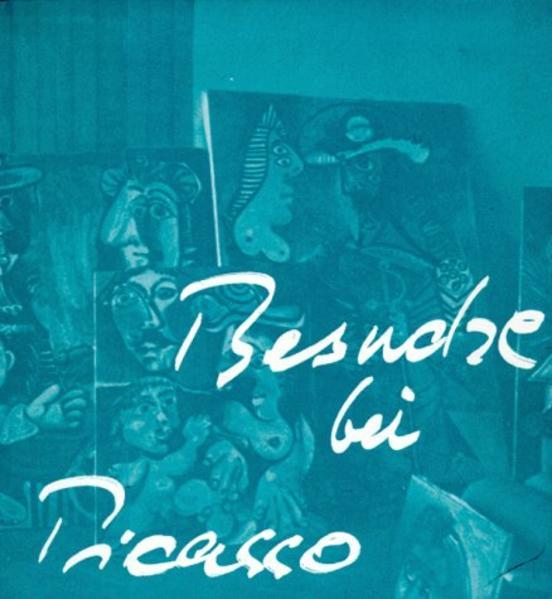 Besuche bei Picasso als Buch