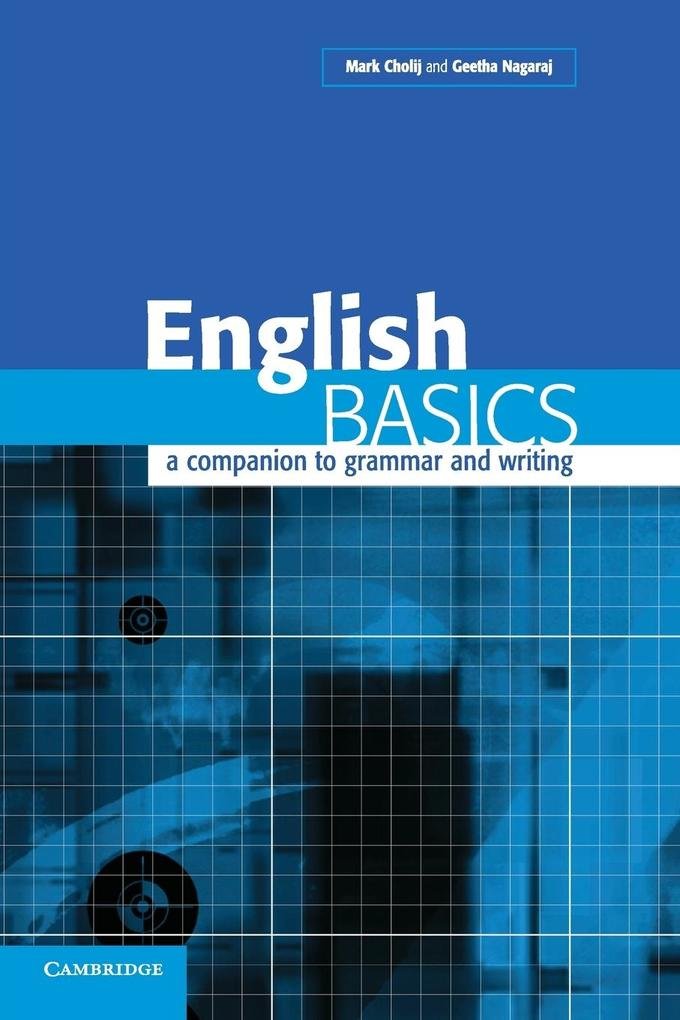 English Basics International Edition als Taschenbuch