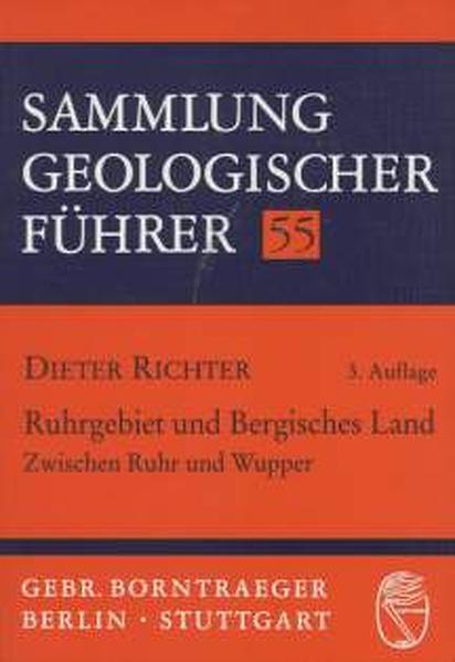 Ruhrgebiet und Bergisches Land: zwischen Ruhr und Wupper als Buch