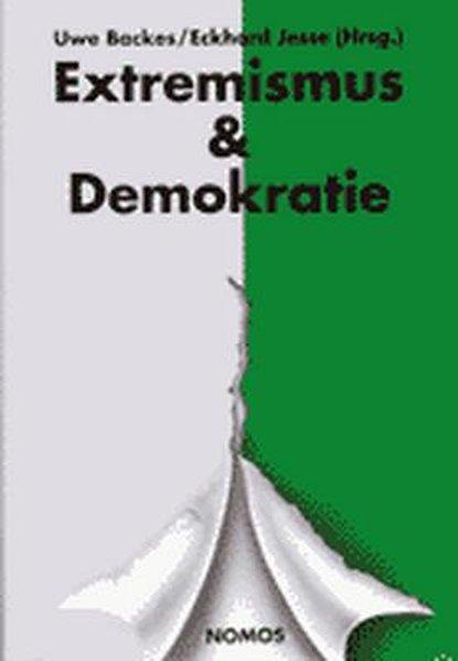 Jahrbuch Extremismus & Demokratie (E & D). Jg.15 als Buch