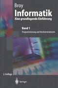 Informatik 1. Programmierung und Rechnerstrukturen