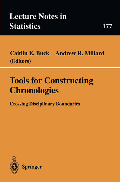 Tools for Constructing Chronologies als Buch