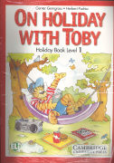 On Holiday with Toby 1 Book and Cassette Pack als Buch