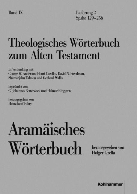 Aramäisches Wörterbuch als Buch