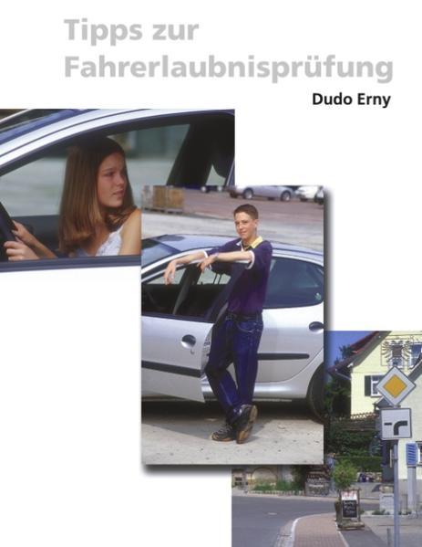 Tipps zur Fahrerlaubnisprüfung als Buch