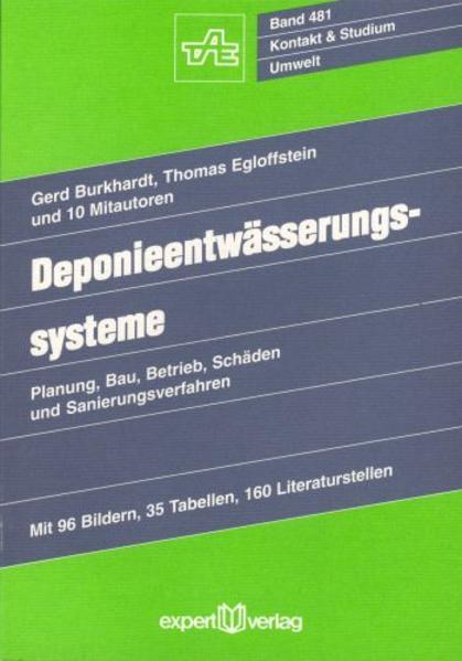 Deponieentwässerungssysteme als Buch