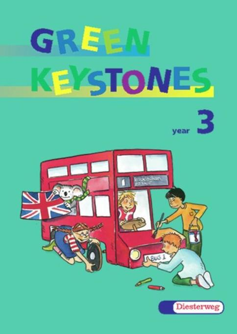 Green Keystones 3. Activity Book als Buch