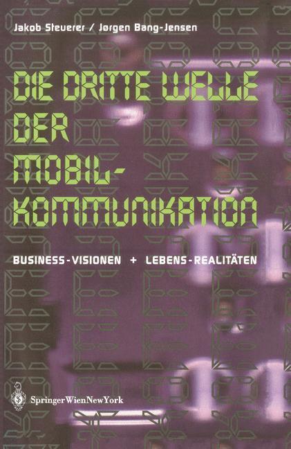 Die Dritte Welle der Mobilkommunikation als Buch