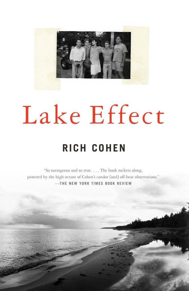Lake Effect als Taschenbuch