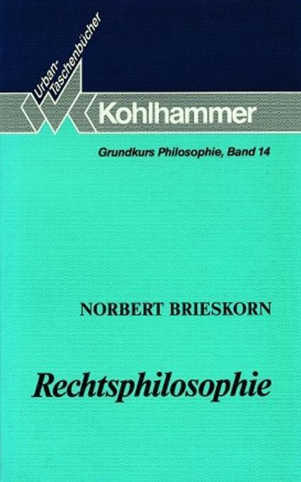 Rechtsphilosophie als Taschenbuch