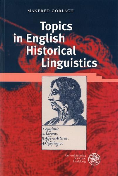 Topics in English Historical Linguistics als Buch
