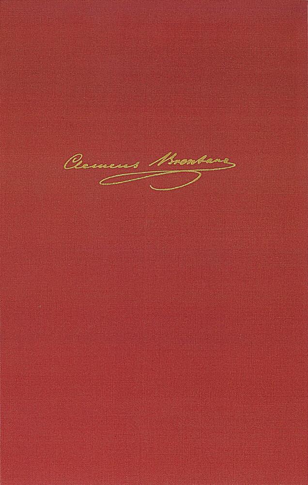 Materialien zu nicht ausgeführten Religiösen Werken. Anna Katharina Emmerick - Biographie als Buch