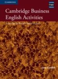 Cambridge Business English Activities als Taschenbuch
