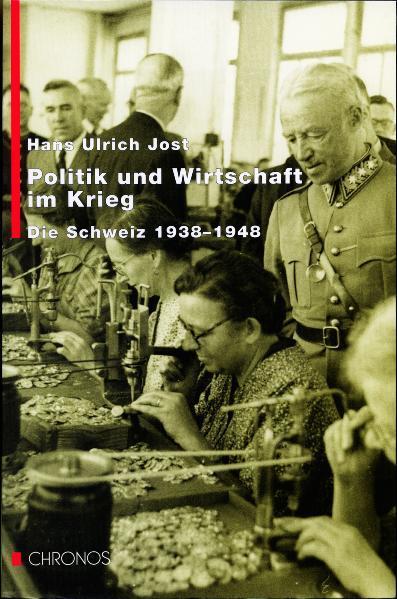 Politik und Wirtschaft im Krieg als Buch