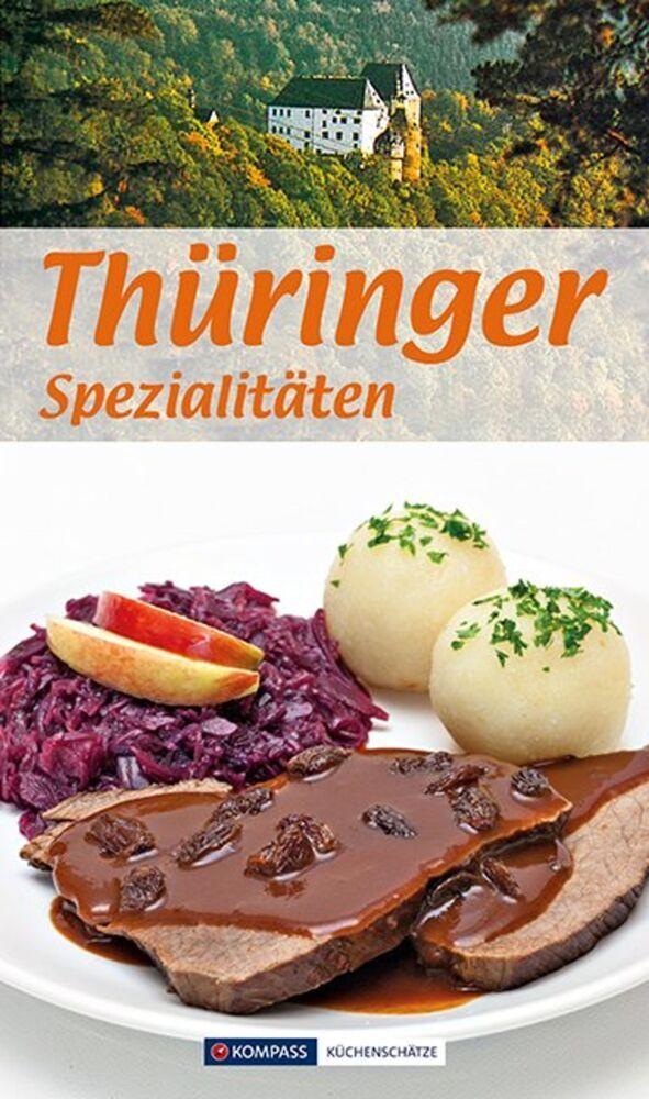 Thüringer Spezialitäten als Buch