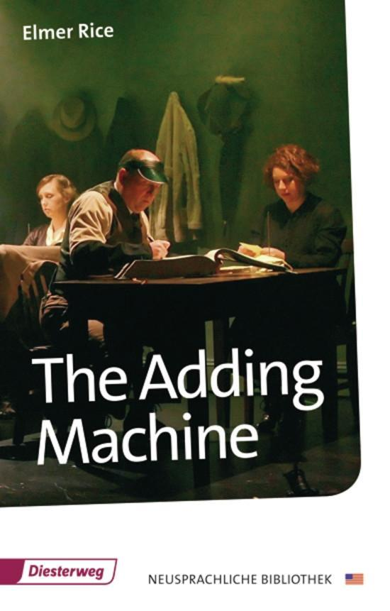 The Adding Machine als Buch