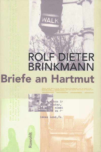 Briefe an Hartmut 1974 - 1975 als Buch