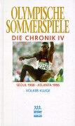 OLympische Sommerspiele- Die Chronik IV. als Buch