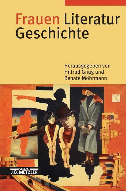 Frauen Literatur Geschichte als Buch