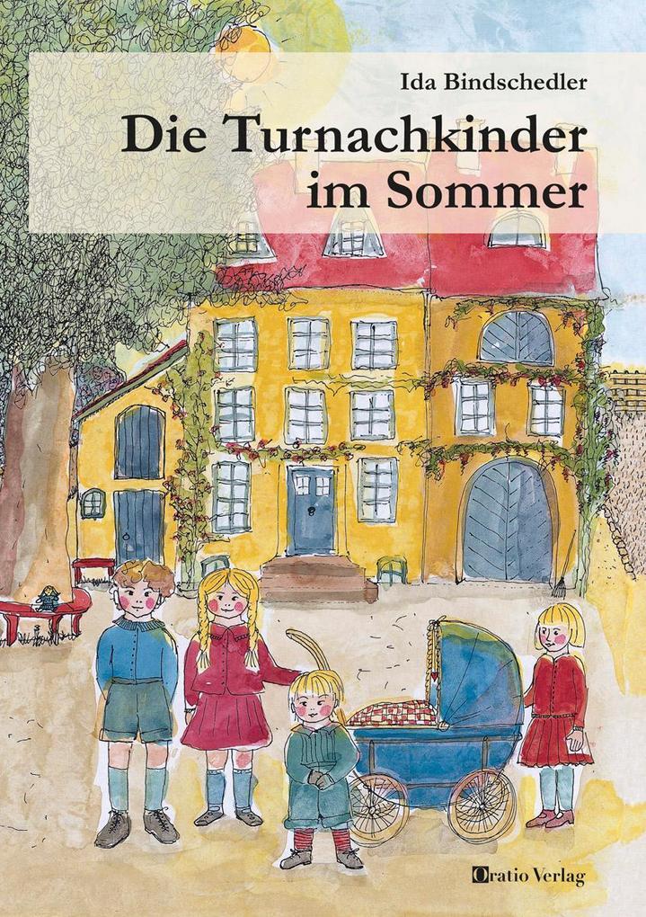 Die Turnachkinder im Sommer als Buch