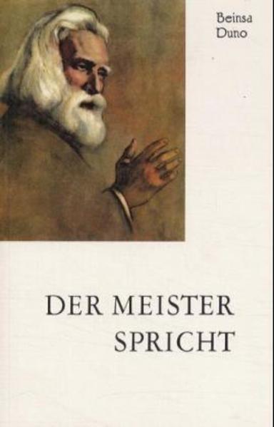 Der Meister spricht als Buch