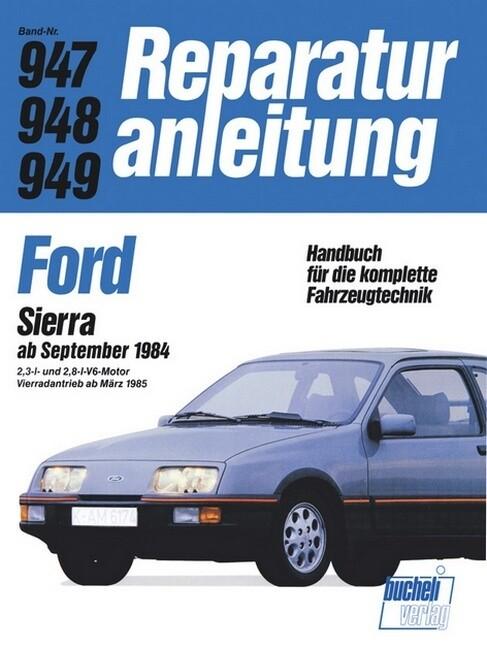 Ford Sierra V 6 (ab 84) 4x4 (ab 85) als Buch