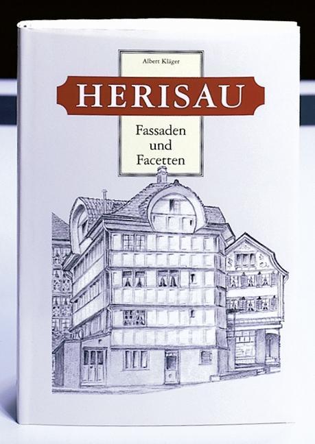 Herisau - Fassaden und Facetten als Buch