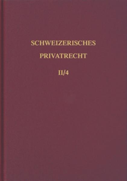 Schweizerisches Privatrecht / Einleitung und Personenrecht / Juristische Personen als Buch