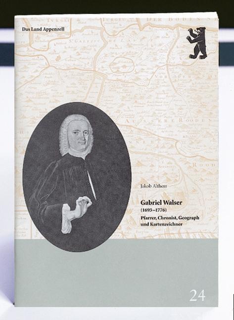 Gabriel Walser als Buch