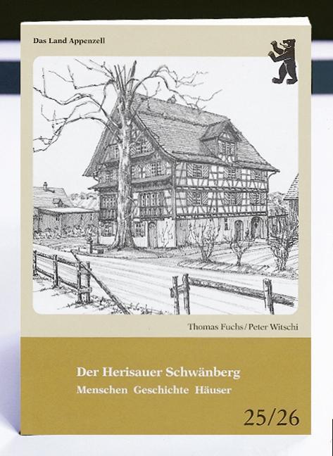 Der Herisauer Schwänberg als Buch