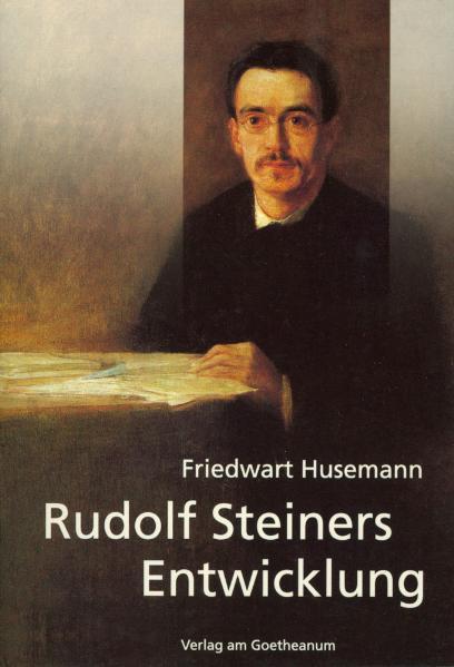 Rudolf Steiners Entwicklung als Buch