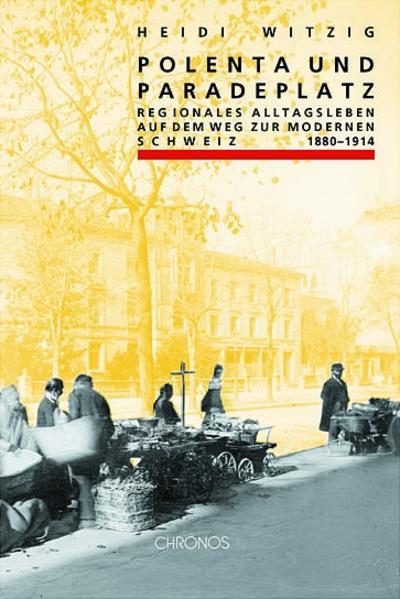 Polenta und Paradeplatz als Buch