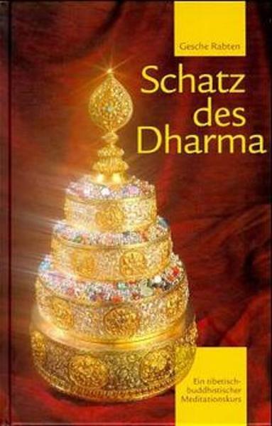 Schatz des Dharma als Buch