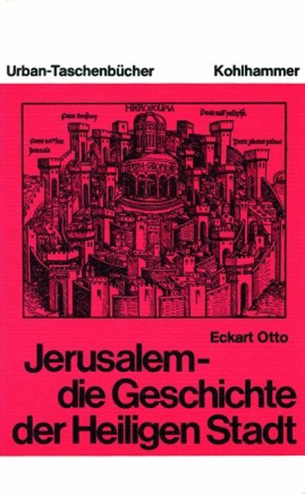 Jerusalem - die Geschichte der Heiligen Stadt als Taschenbuch