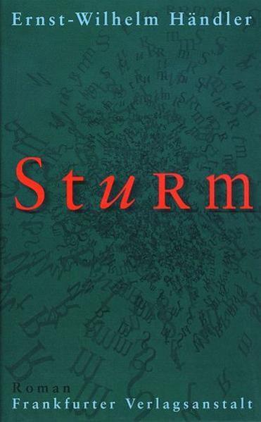 Sturm als Buch