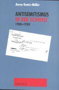 Antisemitismus in der Schweiz 1900-1930 als Buch