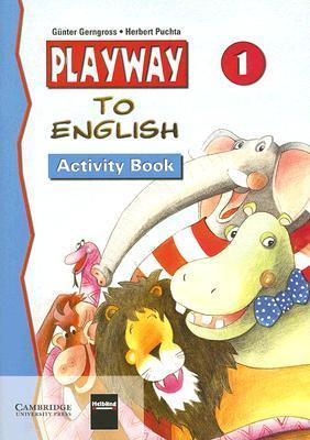 Playway to English 1 Activity Book als Buch